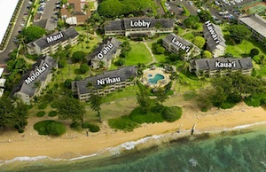 Aston Islander on the Beach Hotel Kauai