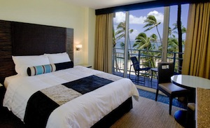 New Otani Hotel Waikiki Diamond Head Honolulu Oahu