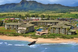 Outrigger Waipouli Beach Resort & Spa Condo Kauai